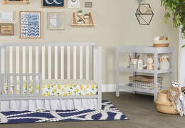 PGW - Ridgefield Toddler Bed Roomshot
