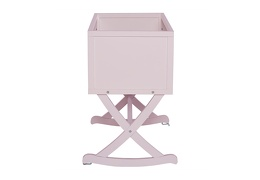 Blush Pink Luna/Haven Cradle Silo Side