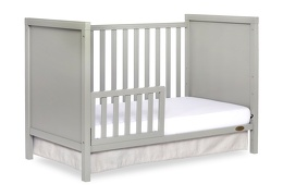 Cool Grey - Springfield Toddler Bed Silo