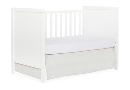 White - Springfield Day Bed Silo