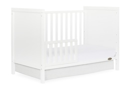 White - Springfield Toddler Bed Silo
