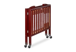 Cherry 3 in 1 Folding Portable Crib 10 Silo