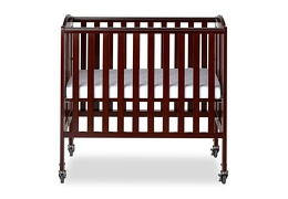 Espresso 3 in 1 Folding Portable Crib 02 Silo