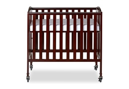 Espresso 3 in 1 Folding Portable Crib 03 Silo