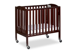 Espresso 3 in 1 Folding Portable Crib 04 Silo