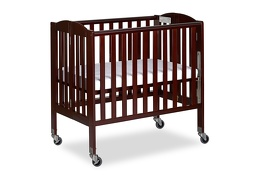 Espresso 3 in 1 Folding Portable Crib 05 Silo