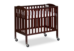 Espresso 3 in 1 Folding Portable Crib 06 Silo