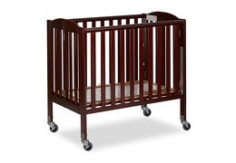 Espresso 3 in 1 Folding Portable Crib 07 Silo