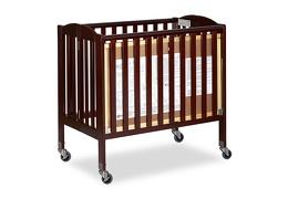 Espresso 3 in 1 Folding Portable Crib 08 Silo