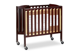 Espresso 3 in 1 Folding Portable Crib 09 Silo