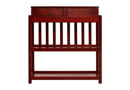 Cherry Zoey Changing Table Front Silo