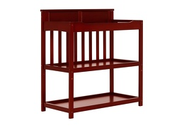 Cherry Zoey Changing Table Side Silo