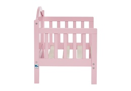 Pink Portland 3 in 1 Convertible Toddler Bed Silo 11