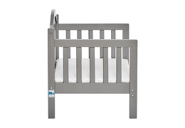 Steel Grey Portland 3 in 1 Convertible Toddler Bed Silo 10