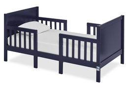 Navy Hudson 3 in 1 Convertible Toddler Bed Silo 01 a