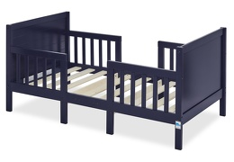 Navy Hudson 3 in 1 Convertible Toddler Bed Silo 02