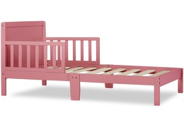Brookside Toddler Bed Silo 04 ROSE