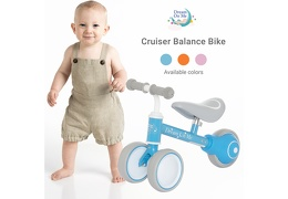 BLUE Cruiser Balance Bike