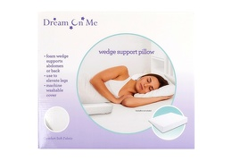 281 Mommy Pregnancy Wedge Pillow Silo 05