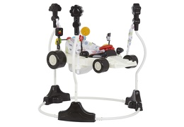 402-WHT Champ Activity Center and Jumper Silo 01