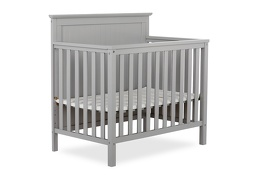 635-PG Ava 4 in 1 Convertible Mini Crib Silo 02