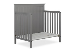 635-SGY Ava Day Bed Silo