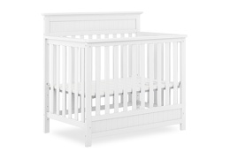636-W Harbor 4 in 1 Convertible Mini Crib Silo 02