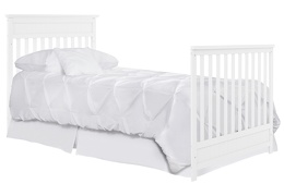 636-W Harbor Full Size Bed with Footboard Silo