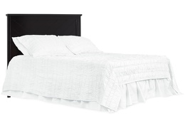 659-K Skyline Full Size Bed without Headboard Silo