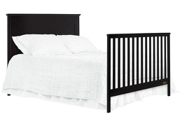 659-K Skyline Full Size Bed with Headboard Silo