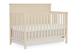 659-OP Skyline 5 in 1 Convertible Crib Side Silo