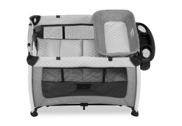 389-GREY Princeton Deluxe Nap 'N Pack Playard Silo 04
