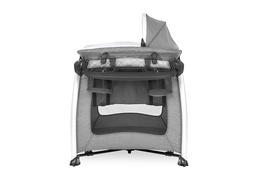 389-GREY Princeton Deluxe Nap 'N Pack Playard Silo 08