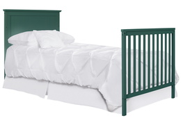 635-OLIVE Ava Full Size Bed with Head Board Silo