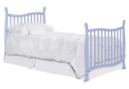 631-LI Violet/Piper Twin-Size Bed with Head Board Silo