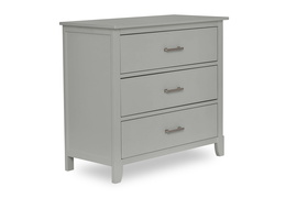 600-SGP Synergy Universal 3 Drawers Dresser Side Silo