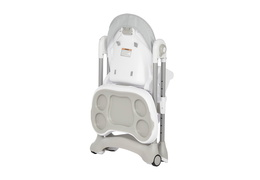 243-GRY Solid Times High Chair Silo 09