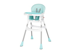 244-AQUA Portable 2 in 1 Tabletalk High Chair Silo 01