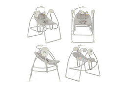 383-WG Sway 2 in 1 Cradling Swing and Rocker Collage