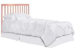 634-DPINK Edgewood Full Size Bed without Headboard