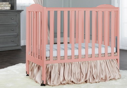 2 in 1 Folding Portable Crib