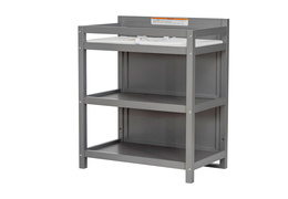 661-SGY Milo Changing Table Side Silo