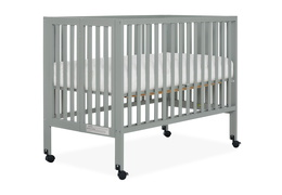674-CG Quinn Full Size Folding Crib Side Silo 01