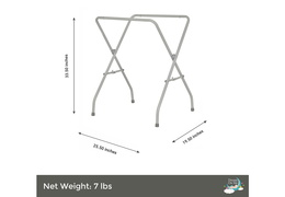 Baby Bather Bath Tub Stand Dimensions