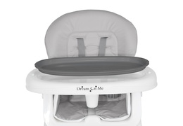 244-GRY Portable 2 in 1 Tabletalk High Chair Silo 17