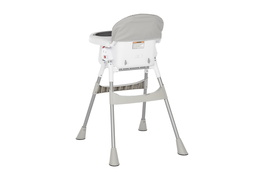 244-GRY Portable 2 in 1 Tabletalk High Chair Silo 04