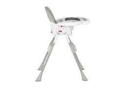 244-GRY Portable 2 in 1 Tabletalk High Chair Silo 07