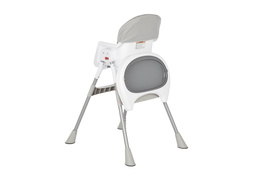 244-GRY Portable 2 in 1 Tabletalk High Chair Silo 11
