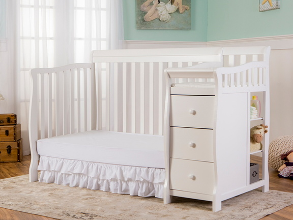 White Brody 5 in 1 Day Bed