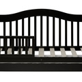 652 K Black Toddler Day Bed Silo